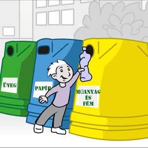 Több mint ötezren gyűjtöttek szelektíven hulladékot