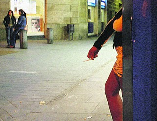 A kéregetésért, csavargásért, prostitúcióért pénzbírság jár
