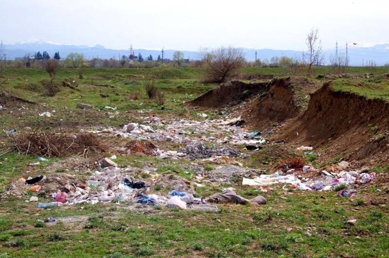 Veszélyben Románia a hulladék miatt