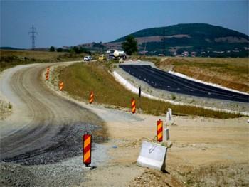 Tovább épülhet az észak-erdélyi autópálya