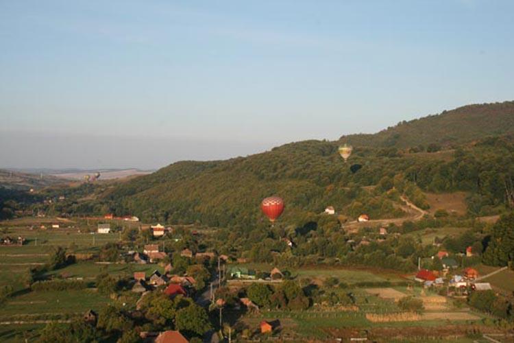 Szeptember 23-25 között kerül megrendezésre a Vármezői Hőlégballon Fesztivál