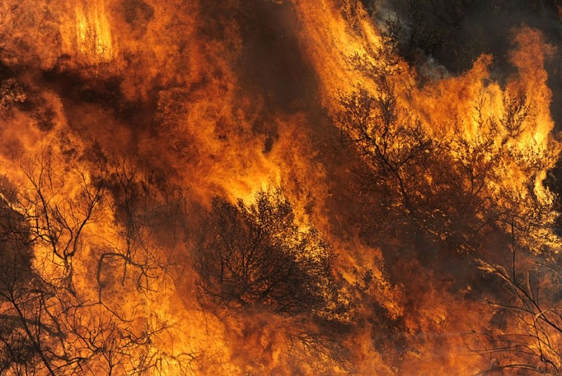 Három tűzeset is volt Maros megyében az év első napján