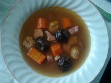 Polyéka leves – Különleges leves szilveszterre
