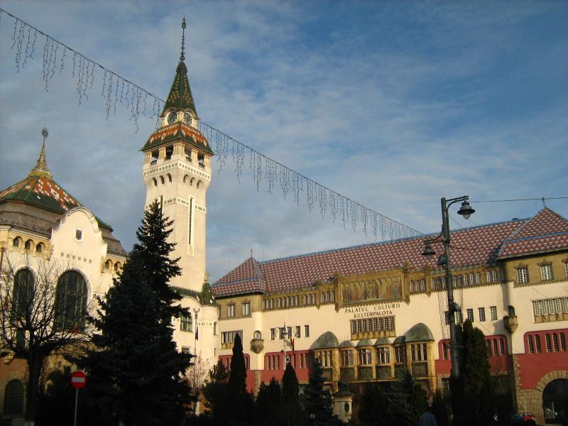 Elbírálták a marosvásárhelyi Kultúrpalota és a Természetrajzi Múzeum felújítására benyújtott uniós pályázatokat