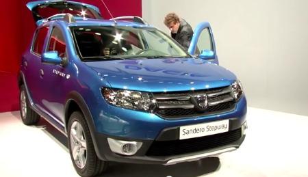 A Dacia eladásai nőttek leginkább az EU-ban