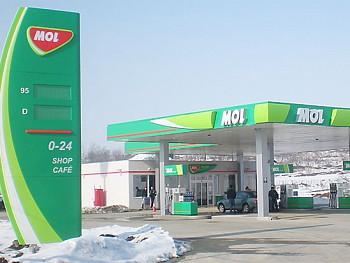 Felvásárolta a román Agip-kutakat a Mol
