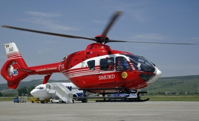 smurd-helikopter