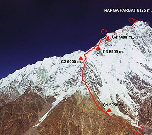 Erdélyi magyar hegymászó vezeti a Nanga Parbatra tartó román expedíciót