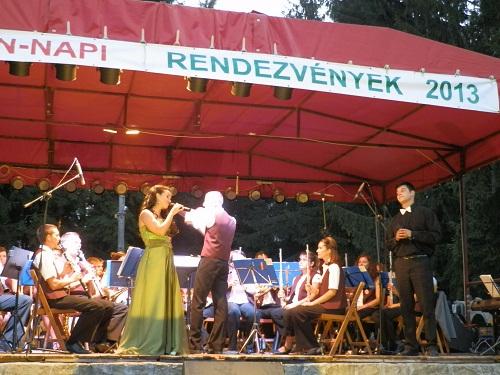 Egy különleges zenei esemény hatalmas sikere a Perkői Búcsún