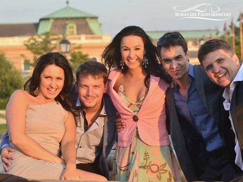 Budavári Palotakoncert hétfőn este 21,15 órától az M1-en
