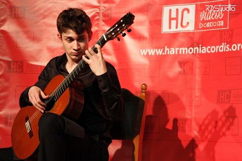 Ma kezdődik a VIII. Harmonia Cordis Nemzetközi Klasszikusgitár-Fesztivál
