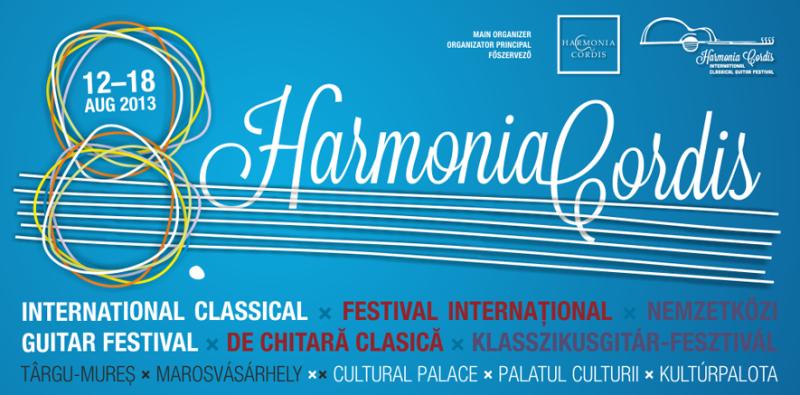 8. Harmonia Cordis Nemzetközi Klasszikusgitár-fesztivál