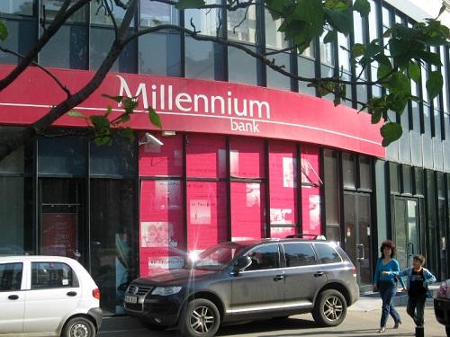 Kivonul Romániából a Millennium Bank