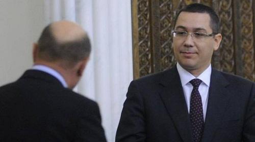 Ponta: ostobaság volt Basescu kijelentése