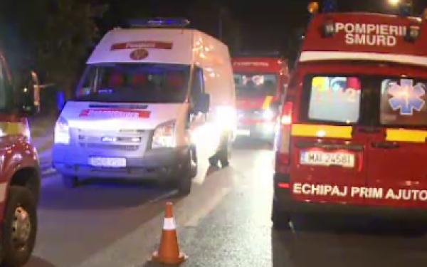 Súlyos baleset: 3 ember meghalt, 29 megsebesült