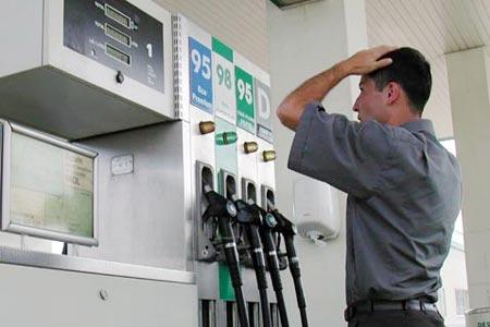 Német és svéd értékeken az üzemanyag ára Romániában