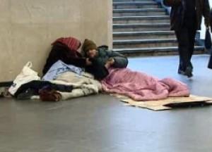 Hajléktalanoknak keresnek éjszakai szállást