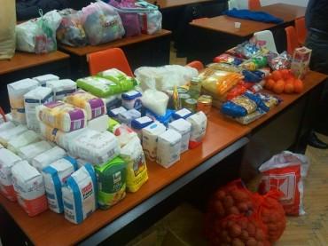 Húsvéti adománygyűjtés árvák és hátrányos helyzetű családok részére április 12-én!