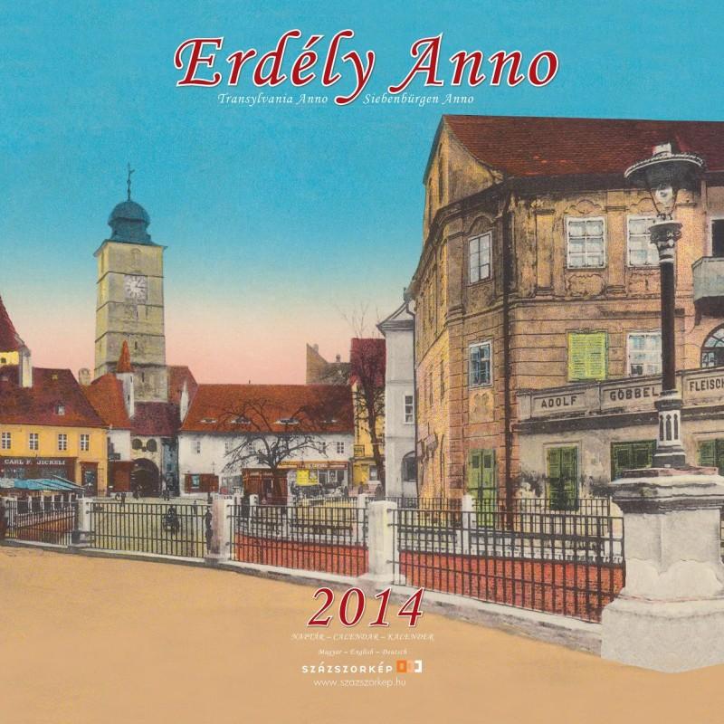 Öt éves az Erdély Anno naptár