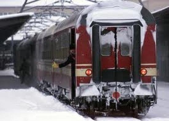 Vonatjáratok az ünnepek alatt