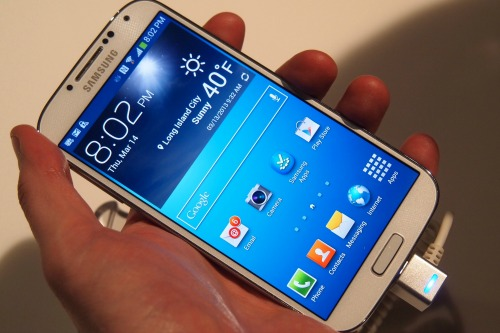 Bemutatták a Samsung Galaxy S5-öt