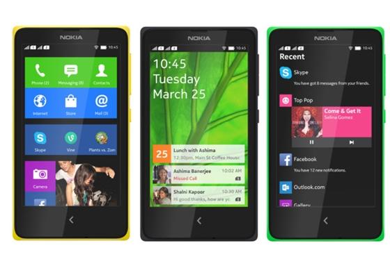 Jönnek az Androidos Nokia-telefonok