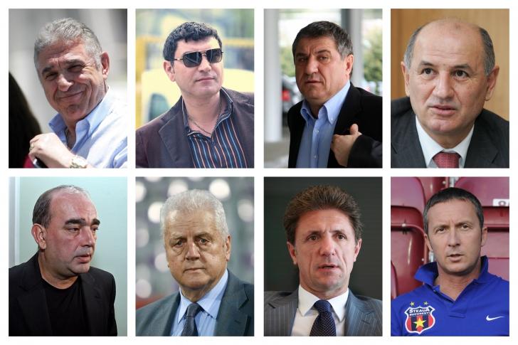 A román futball több ismert vezetőjét ítélték el jogerősen