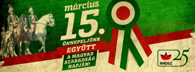 Ünnepeljünk együtt a Magyar szabadság napján!