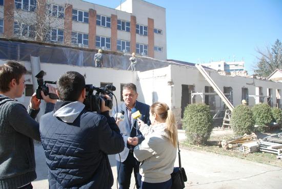 Felújítják a 16-os óvoda épületét év végéig