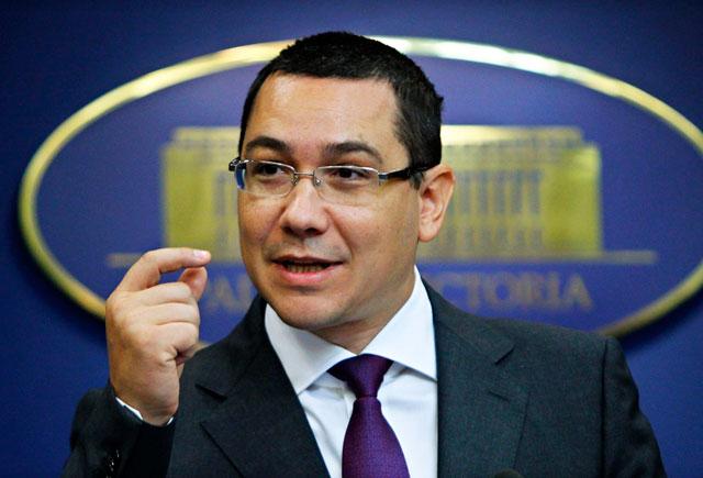 Ponta: nem támogatom Székelyföld területi autonómiáját