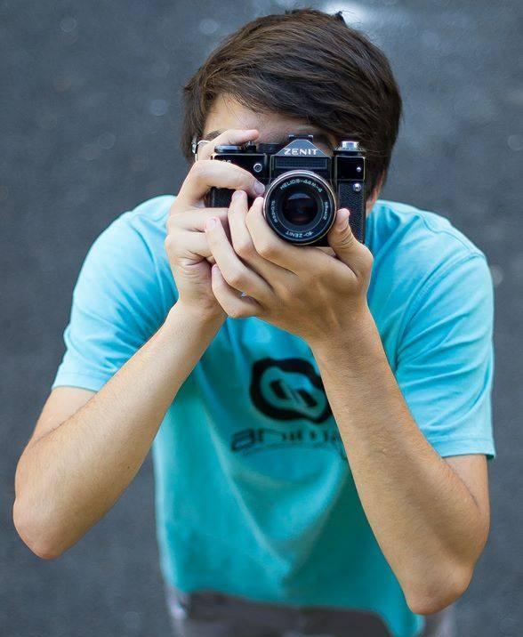 Ha egyedi vagy, sikeres lehetsz – vallja a 17 éves vásárhelyi fotós
