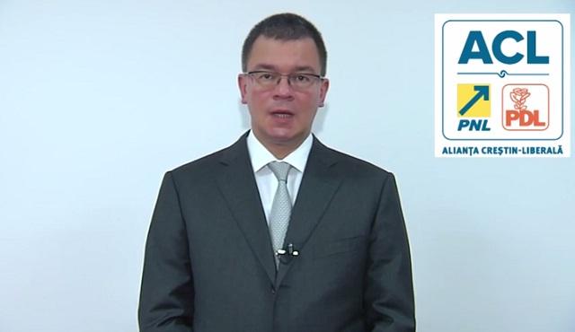 Magyarul buzdította szavazásra az erdélyieket a román politikus