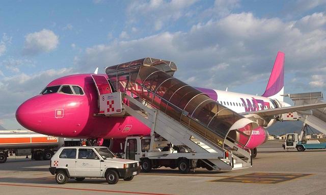 Összes marosvásárhelyi járatát Kolozsvárra költözteti a WizzAir