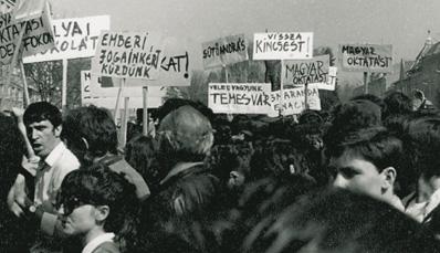 Emlékezzünk közösen a 25 évvel ezelőtti Gyertyás tüntetésre