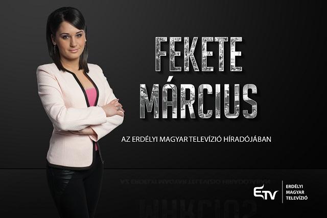 Fekete Március az Erdélyi Magyar Televízióban