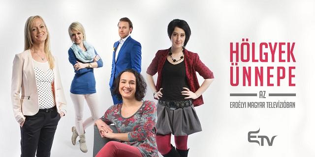 Hölgyek ünnepe az Erdélyi Magyar Televízióban