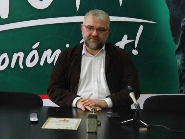 Lemondott az RMDSZ Maros megyei szervezetének elnöke; a megbízott elnök Péter Ferenc