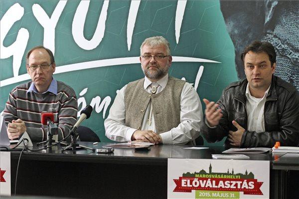 Közös polgármesterjelöltet indítanak Marosvásárhelyen a magyar pártok