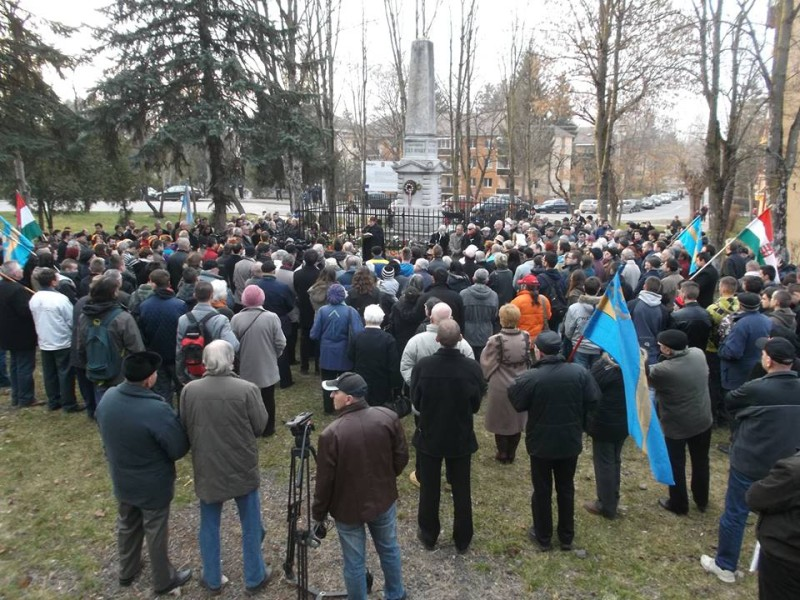 Székely Szabadság Napja: törölték a bírságot a rendfenntartók vezetőjével szemben