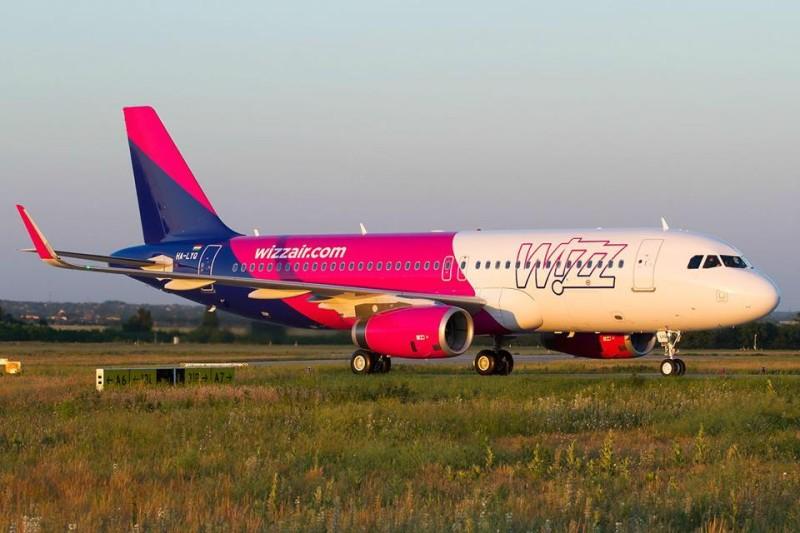 Húszmilliomodik romániai utasát ünnepelte a Wizz Air