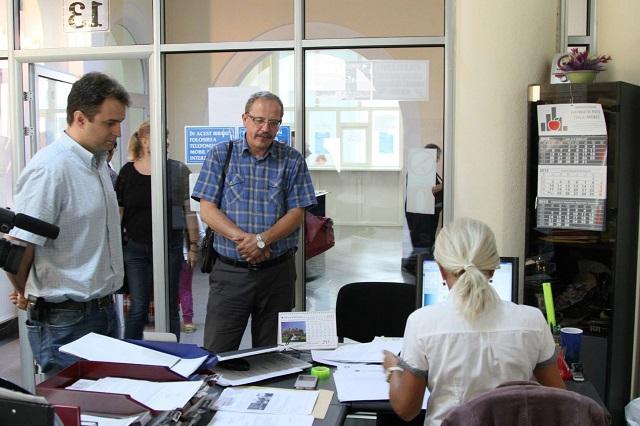 Mától gyűjtik az aláírásokat a marosvásárhelyi határozattervezethez