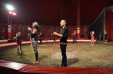 Kellemes kikapcsolódást ígér a Marosvásárhelyen tartozkodó Belaggio Cirkusz – Gina Krai-al beszéltünk