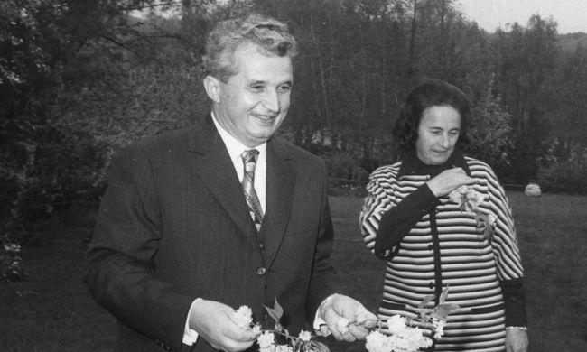 Énekelni kezdett kivégzése előtt Ceausescu