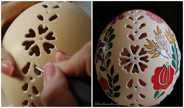 Újjászületett hímes tojások