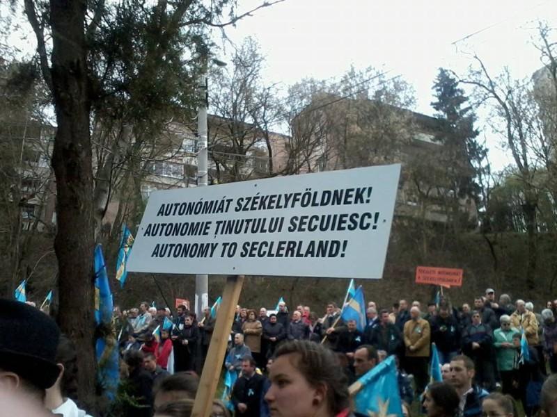 Székely szabadság napja: Valamennyi ügyben érvénytelenítette a tavalyi bírságokat a bíróság