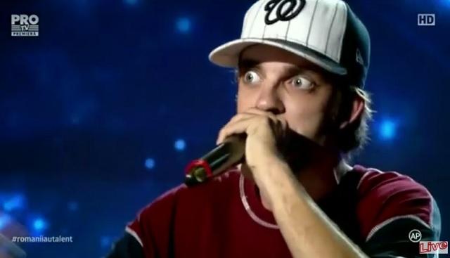 Magyarul énekelt a PRO TV tehetségkutatójában a 23 éves nagyváradi srác