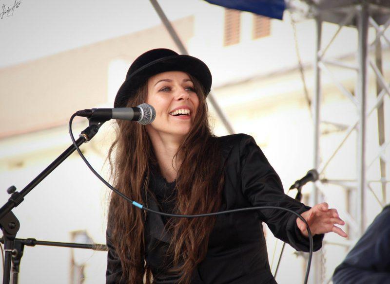 Koszika lett a Szebeni Nemzetközi Jazzfesztivál legjobb énekese