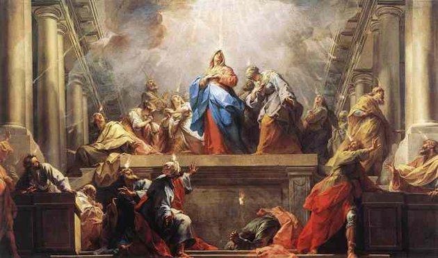 Pünkösd: A Szentlélek eljövetelét ünneplik vasárnap a keresztények
