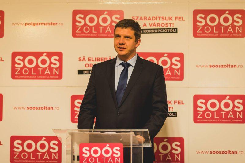 Soós Zoltán: munkahelyekkel, ösztöndíjrendszerrel buzdíthatjuk a fiatalokat itthon maradásra