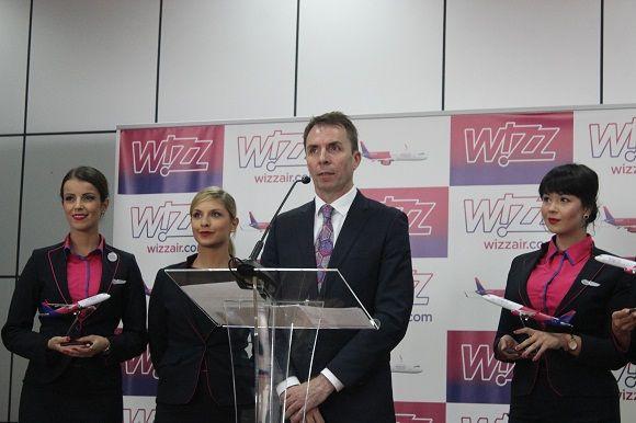 Tovább nő a Wizz Air dominanciája a romániai piacon, 6 millió utasra számítanak idén
